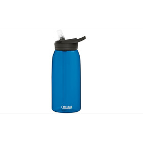 CamelBak Eddy+ Drink Bottle 1l blue/transparent